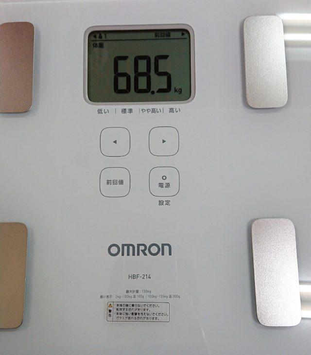 横須賀 ダイエット 体重
